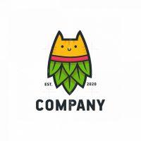 Cat Hops Logo