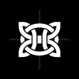 Celtic Ox Letter Logos