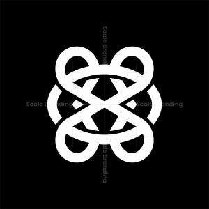 Celtic Xo Or Ox Letter Logos