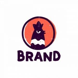 Chicken Head Logo