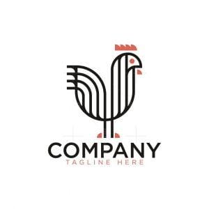 Chicken Line Logo