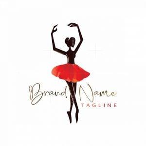 Ballroom Dance Women Logo