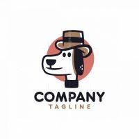 Dog Gentleman Logo