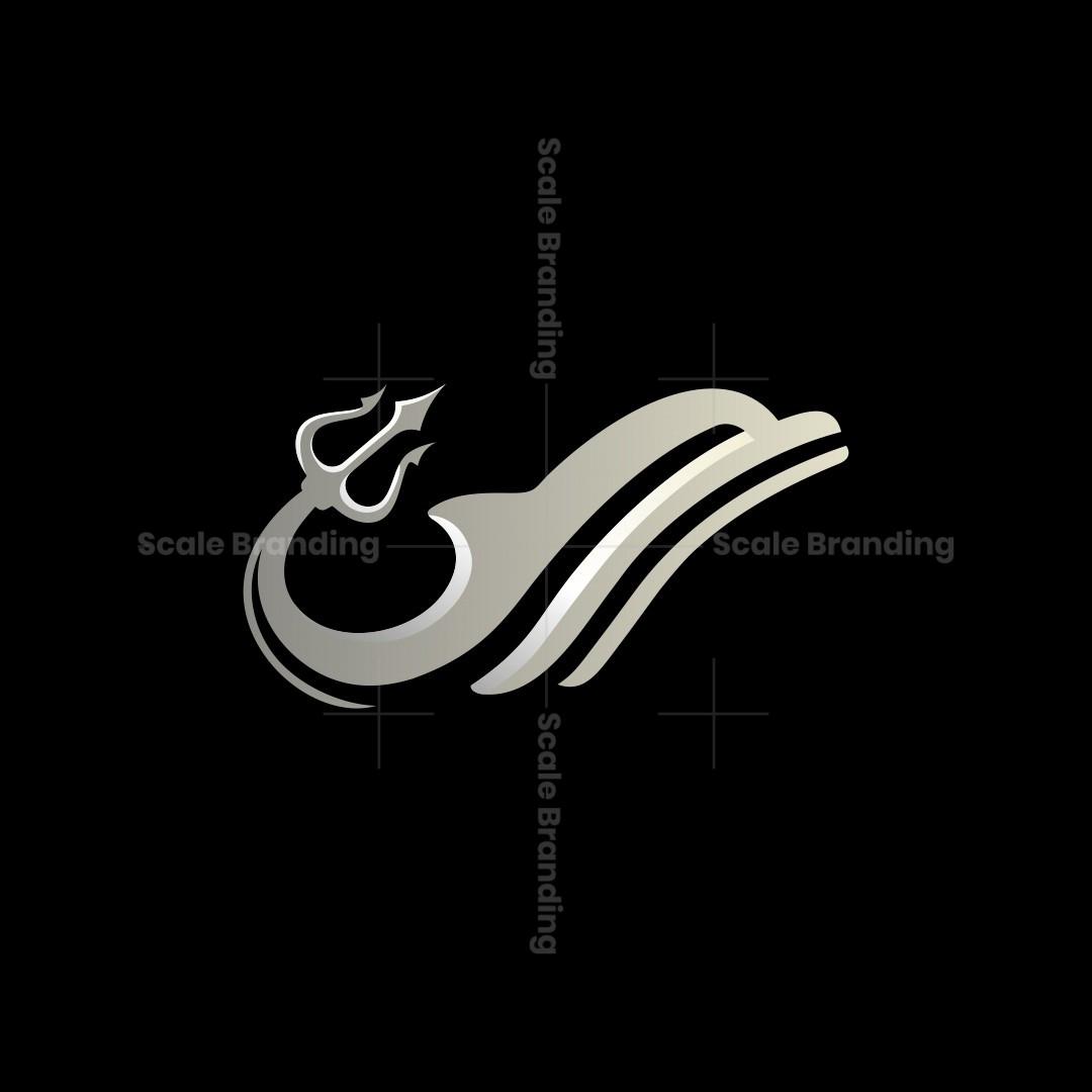 Dolphin Trident Logo