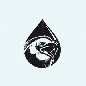 Eagle Drop Logo