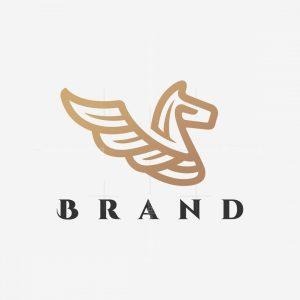 Elegant Pegasus Logo