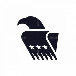Excavator Eagle Logo
