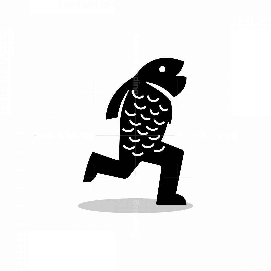 Fish Delivery Logo