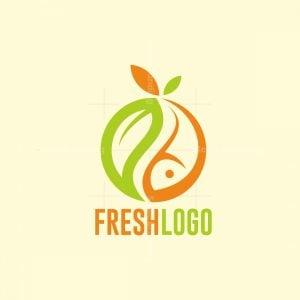 Fish Leaf Logo