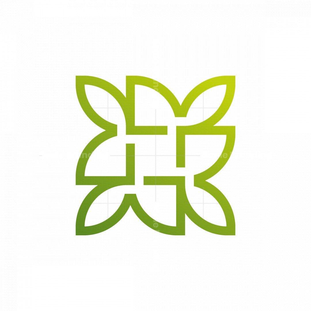 Flower Line Logo