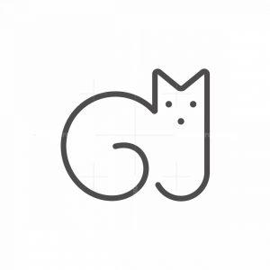 Gmj Cat Logo