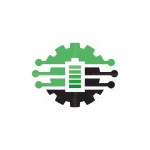 Gear Power Logo
