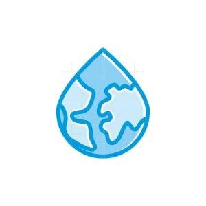 Global Drop Logo