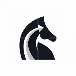 Horse Arrow Logo