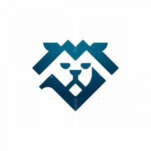 L Lion Logo