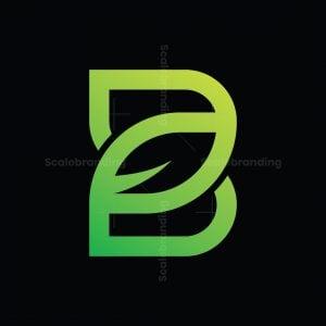 Letter B Natural Logo