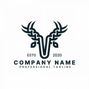 Deer Premium Logo