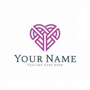 Beauty Ay Ya Heart Logo