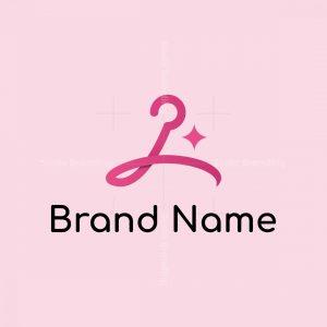 Letter L Hanger Logo