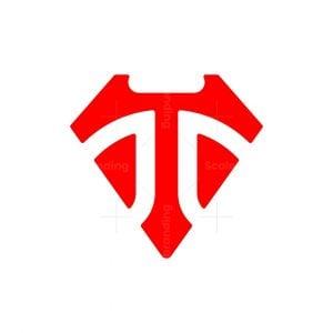 Letter T Guardian Logo