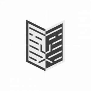 Lion Shield Book Logo