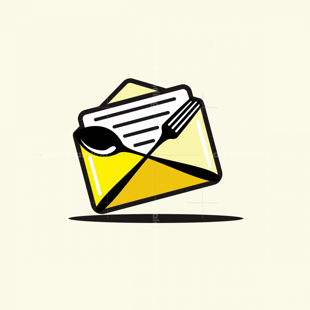 Mail Food Logo