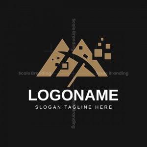 Mining Tech Mountain Logo