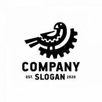 Mechanical Bird Logo
