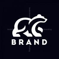 Minimal Bear Logo
