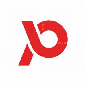 Minimal Letter P Logo