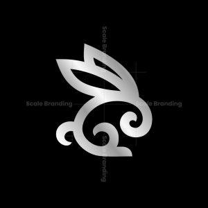Minimal Rabbit Logo