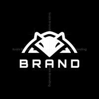 Modern Fox Head Logo