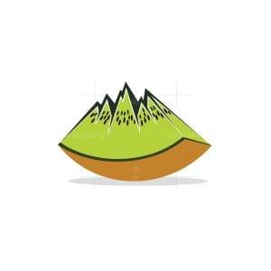 Mountain Kiwi Logo