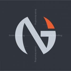 N And G Monogram Logo