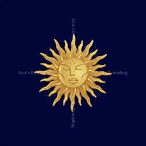 Namaste Sun Logo
