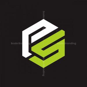 Ps Hexagon Logo