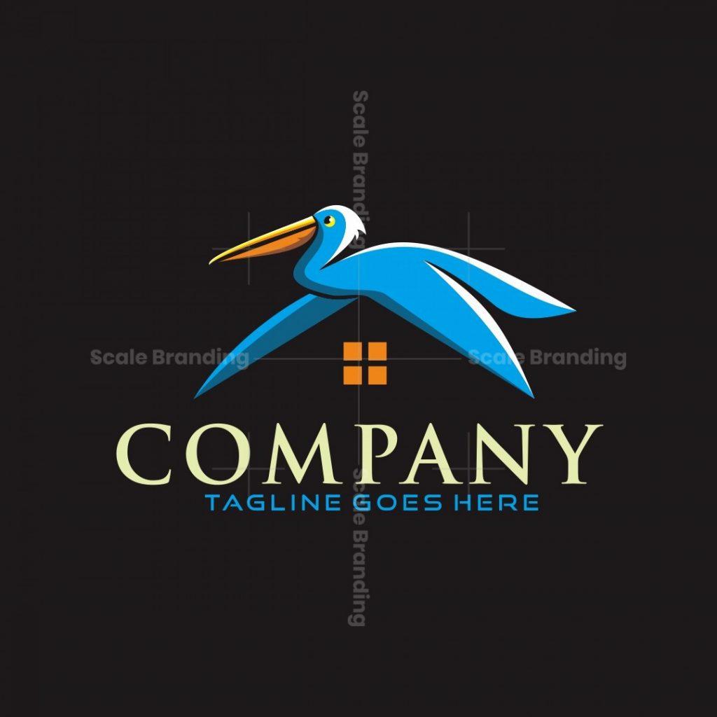 Pelican Home Logo