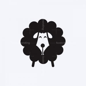 Pen Sheep Logo