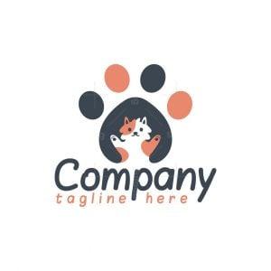 Pet Paw Logo
