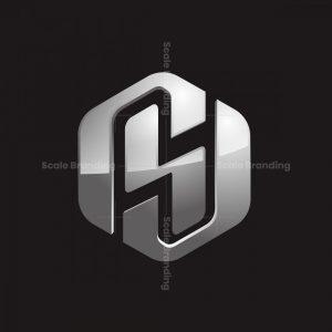 Rsj Hexagonal Logo