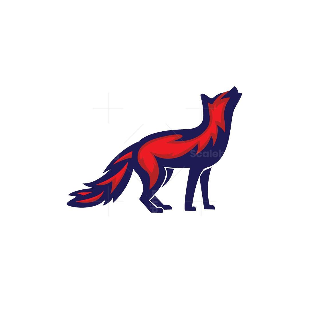 Fox Animal Logo