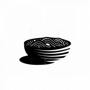 Seafood Noodle Logo