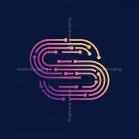 Monogram S Logo