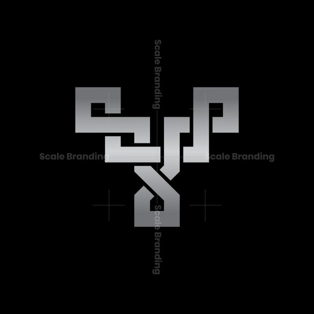 Silver Y Letter Logos