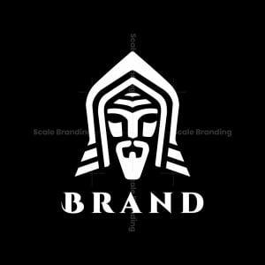 Simple Monk Logo