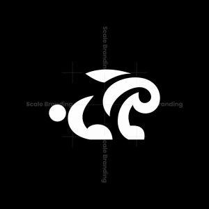 Simple Rabbit Logo