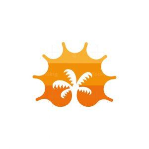 Sunny Holiday Logo
