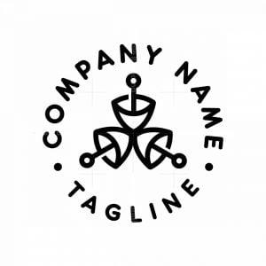 Three Bell Logo