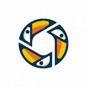 Three Toucan Logo