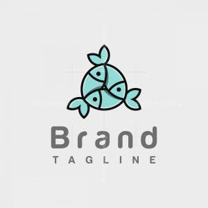 Triple Fish Logo